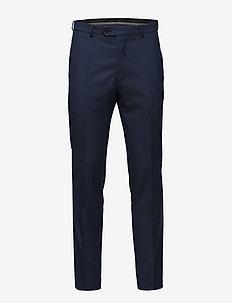 Denz Trousers - 240 - BLUE