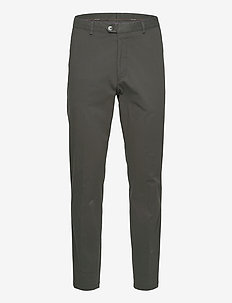 Denz Trousers - chino's - green