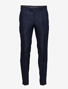 Denz Trousers - casual - 210 - navy