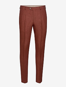 Denz Trousers - casual - 635 - dusty pink