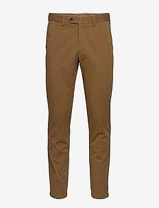 Danwick Trousers - chinos - 588 - chesnut