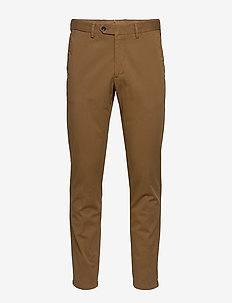 Danwick Trousers - 588 - CHESNUT