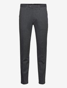 Danwick Trousers - formele broeken - light zinc grey