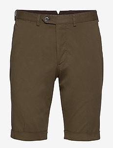 Declan shorts - chinot - 858 - spruce