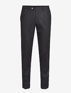 Dean Trousers - puvunhousut - 110 - dark grey