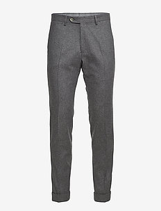 Dean Trousers - puvunhousut - 112 - dark grey