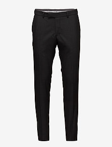 Damien Trousers - puvunhousut - 110 - dark grey