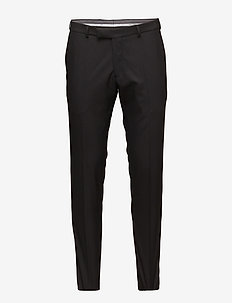 Damien Trousers - puvunhousut - 310 - black