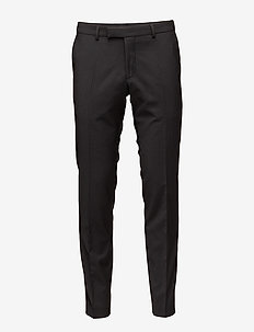 Damien Trousers - puvunhousut - black