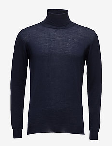 Cole Rollneck - perusneuleet - 210 - navy