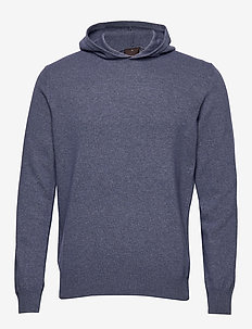 Pascal Hoodie - basic-sweatshirts - 271 - blue dust