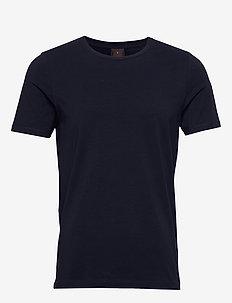 Kyran T-shirt - basis-t-skjorter - 215 - faded light blue