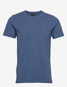 Kyran T-shirt - basis-t-skjorter - 276 - blue