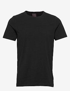 Kyran T-shirt - basis-t-skjorter - 310 - black