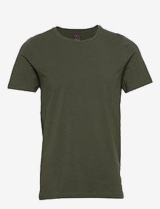 Kyran T-shirt - basis-t-skjorter - 836 - fairway