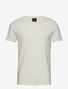 Kyran T-shirt - basis-t-skjorter - 910 - off white