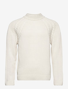 Wakeley Turtleneck - tricots basiques - off white