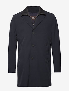 Dalton Coat - 210 - NAVY