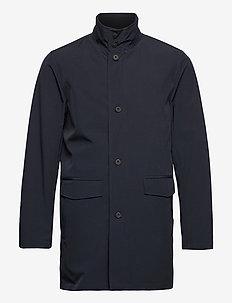 Dorrance Coat - light coats - navy