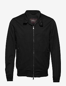 Harrys Jacket - bomber jakke - 310 - black