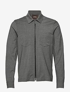 Harding shirt Jacket - 130 - GREY