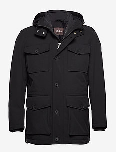 Colton Jacket - parkas - 310 - black
