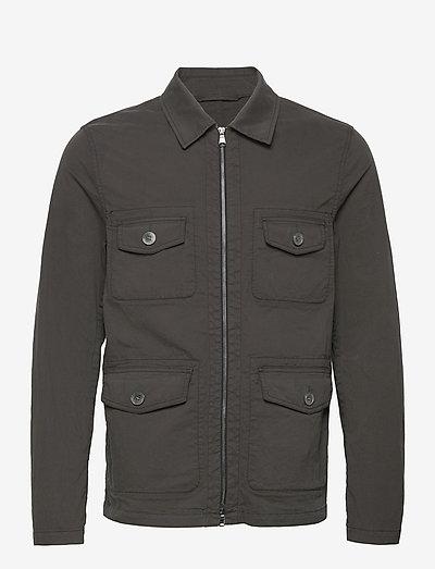 Raf Shirt Jacket - light jackets - green