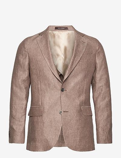 Egel Soft Blazer - single breasted blazers - beige