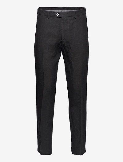 Diego Trousers - chinos - black