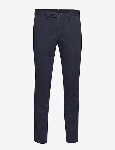 Danwick Trousers - chinosy - navy