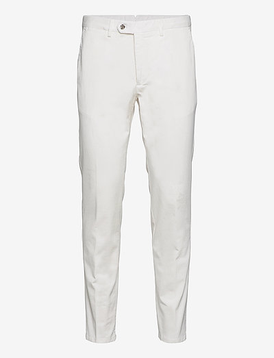 Danwick Trousers - chinos - snow white