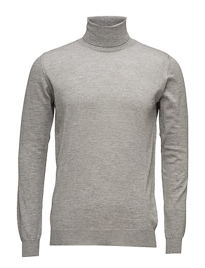 Cole Rollneck - 150 - GREY MELANGE