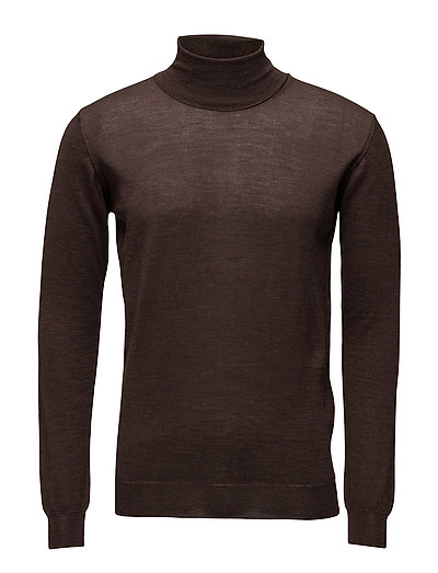 Cole Rollneck - 534 - COFFEE
