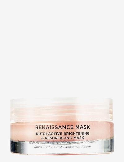 Renaissance Mask - ansiktsmasker - clear