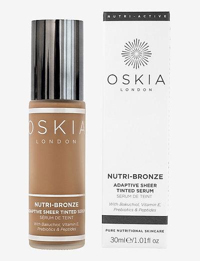 Nutri-Active Bronzing Serum - bronzer - clear