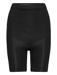 ASTA Shapewear Shorts - BLACK CAVIAR