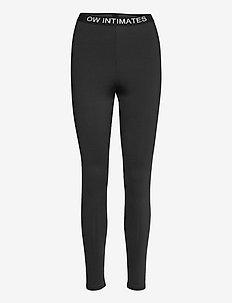 OW Leggings - panty's - black caviar