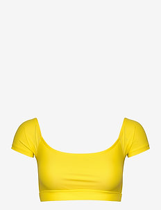 SANTORINI Bikini Top - hauts de 2 pièces  - yellow
