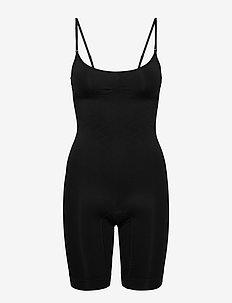 ASTA Shapewear Bodycon - hauts - black caviar