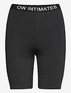 OW Shorts - bottoms - black caviar