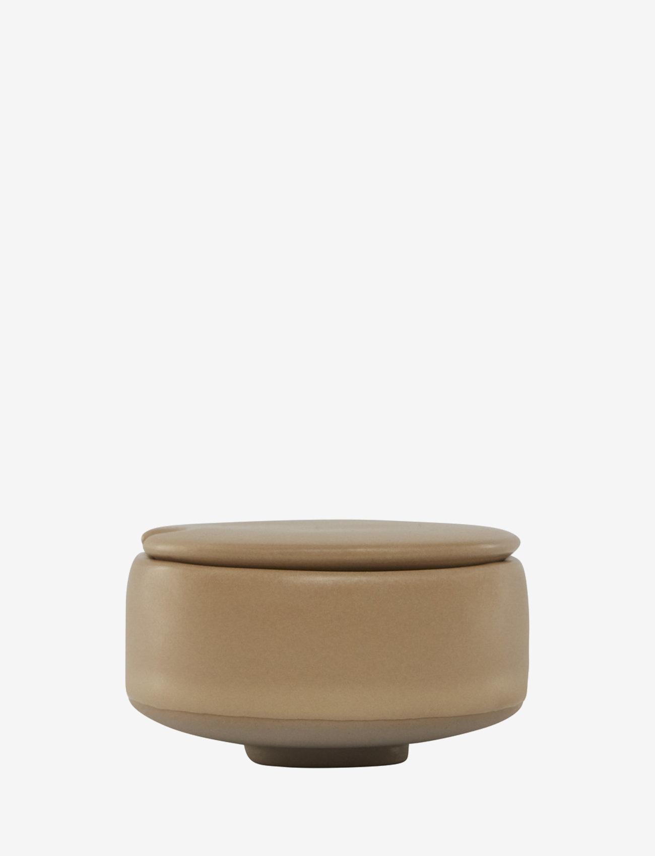 OYOY Living Design - Hagi Sugar Bowl - sokerikulhot - sahara - 1