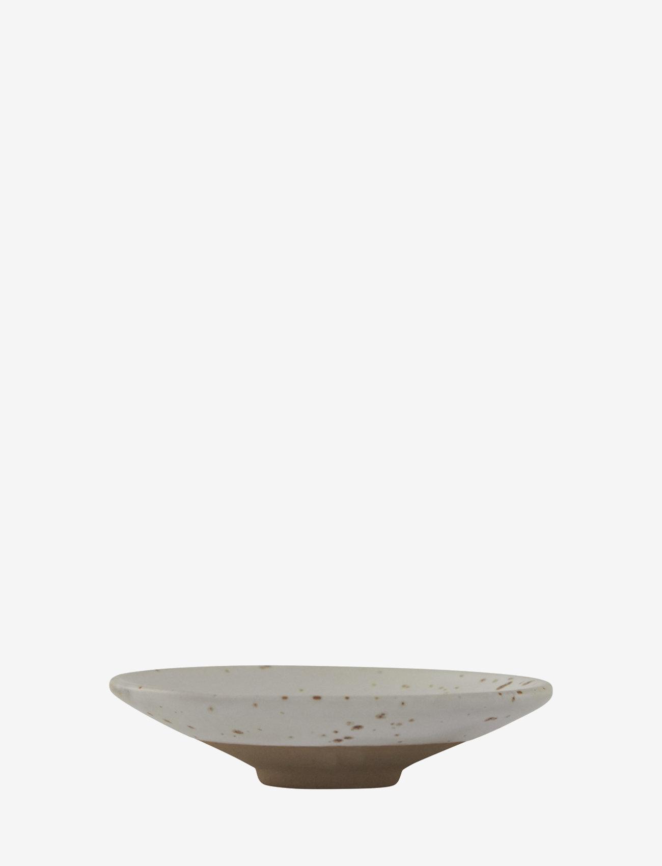 OYOY Living Design - Hagi Mini Bowl - tarjoilukulhot - white / light brown - 1