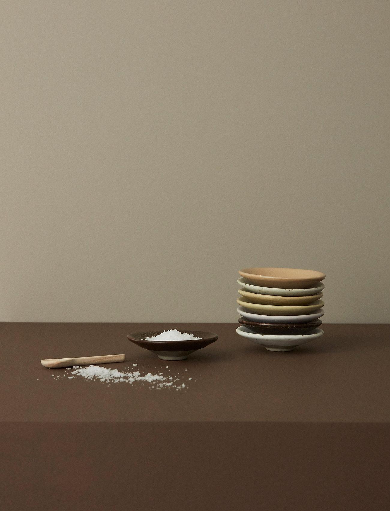 OYOY Living Design - Hagi Mini Bowl - tarjoilukulhot - white / light brown - 0