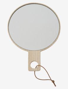 Ping Pong Handmirror - badeværelsesspejle - natural