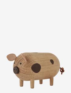 Bubba Pig - trefigurer - nature
