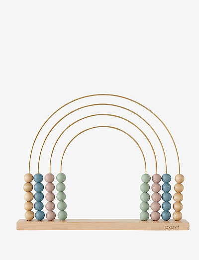 Abacus Rainbow - aktiviteettilelut - nature