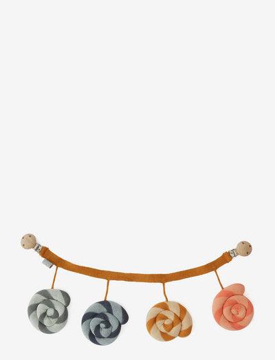 Lollipop Pram Chain Mobile - lastenvaunujen asusteet - multi