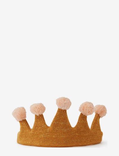 Costume Princess Crown - pukutarvikkeet - camel