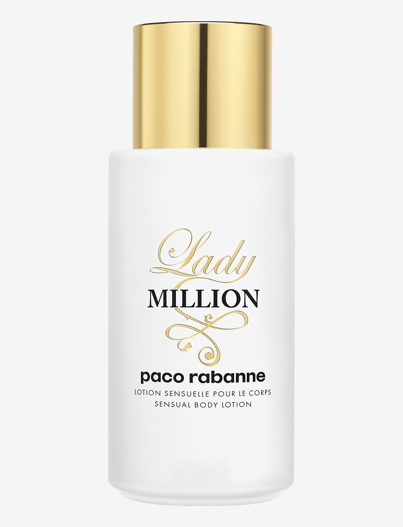 Paco Rabanne - LADY MILLION BODY LOTION - body lotion - no color - 0
