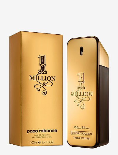 ONE MILLION EAU DE TOILETTE - eau de toilette - no color